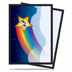 Pochettes Rainbow Star x50