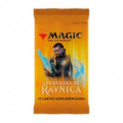 Magic : Booster Guildes de...