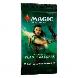 Magic : Booster Guerre des...