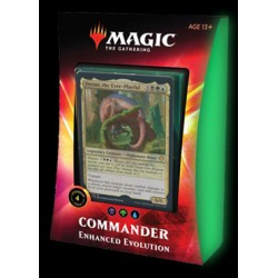 Magic : 5xDeck commander...