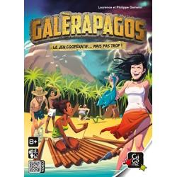 Galerapagos - Location