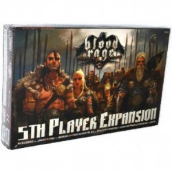 Blood Rage - Extension 5ème...