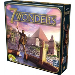 7 Wonders - Location
