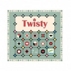 Twisty - Location