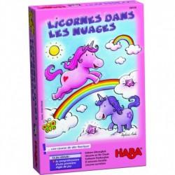 Licornes dans les Nuages